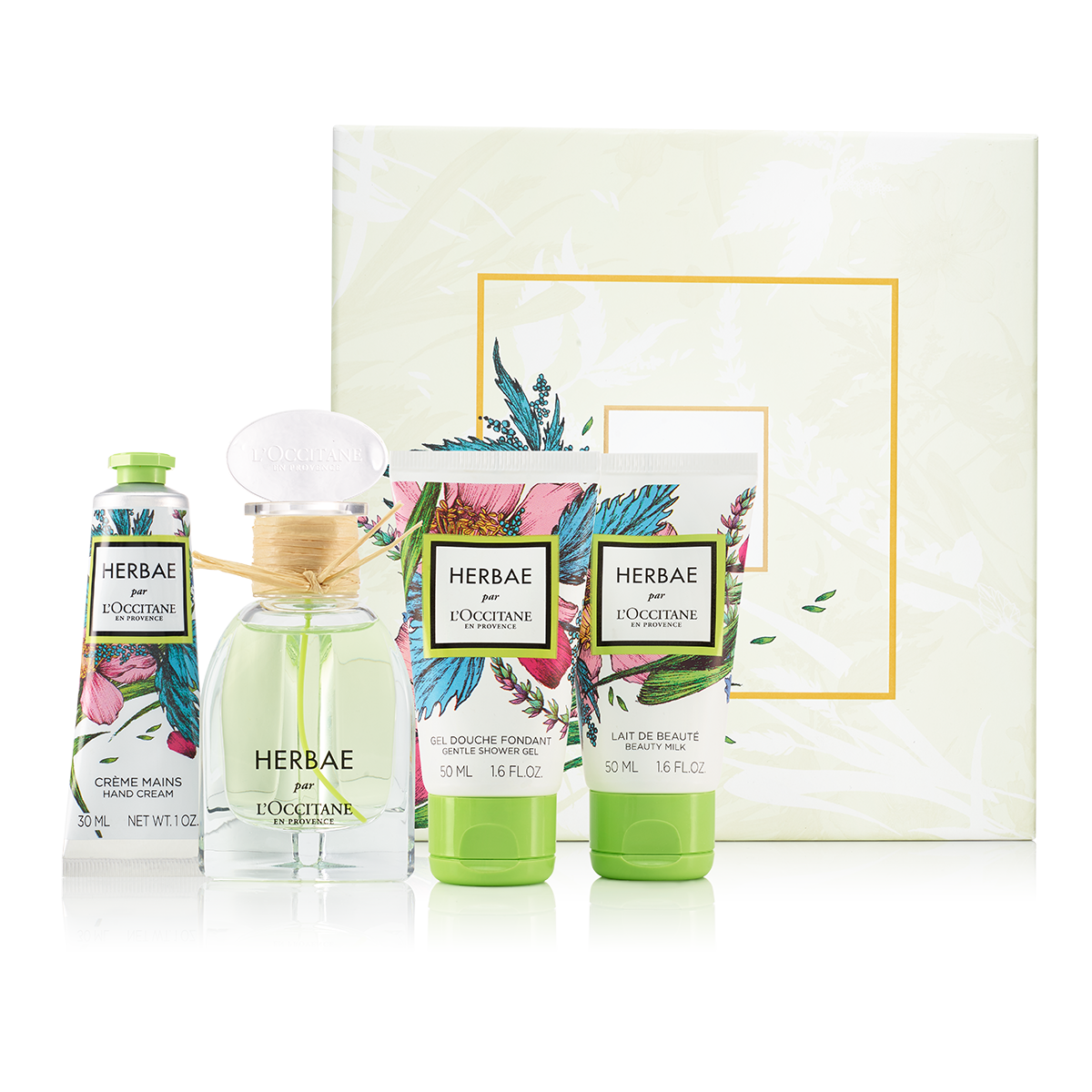 Herbae Fragrance Collection - L'Occitane