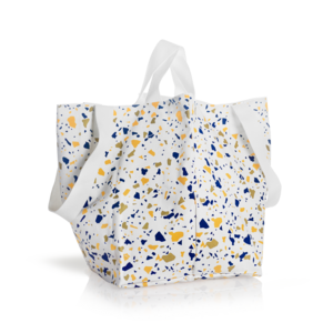HELP US REDUCE PLASTIC WASTE - SHOPPING BAG
