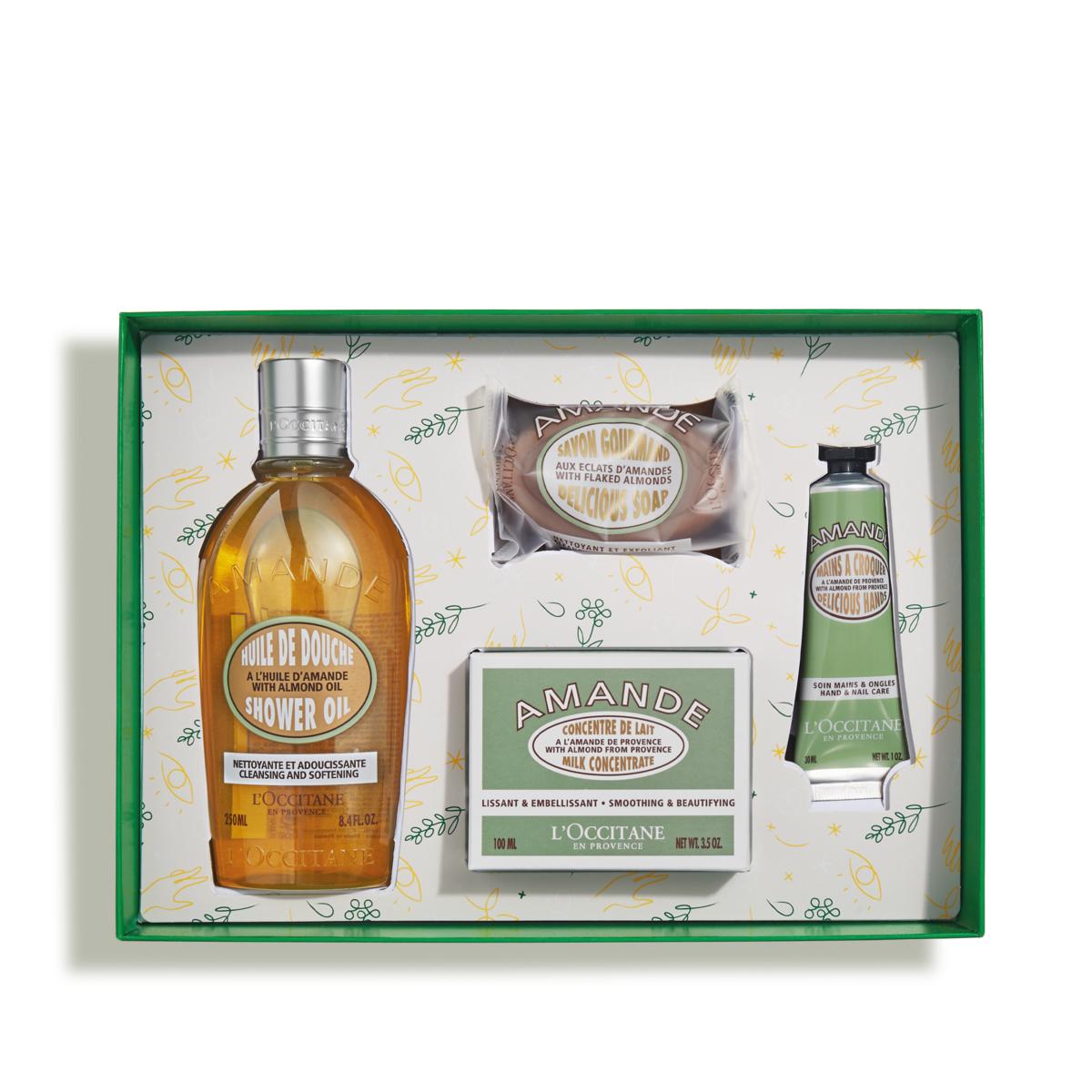 Almond Lifestyle Christmas Kit