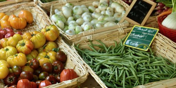 fresh produce - L'Occitane