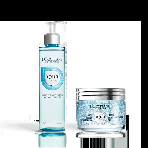 Aqua Cleanser & Cream Duo
