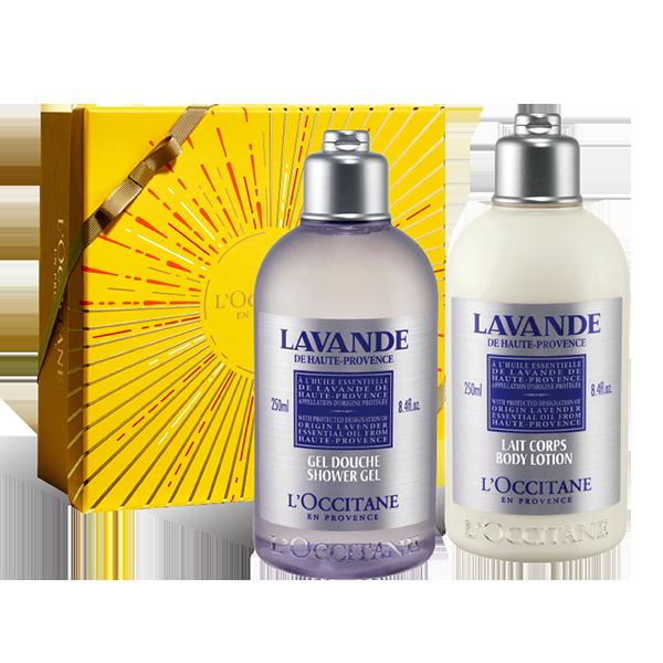 Classic Lavender Set
