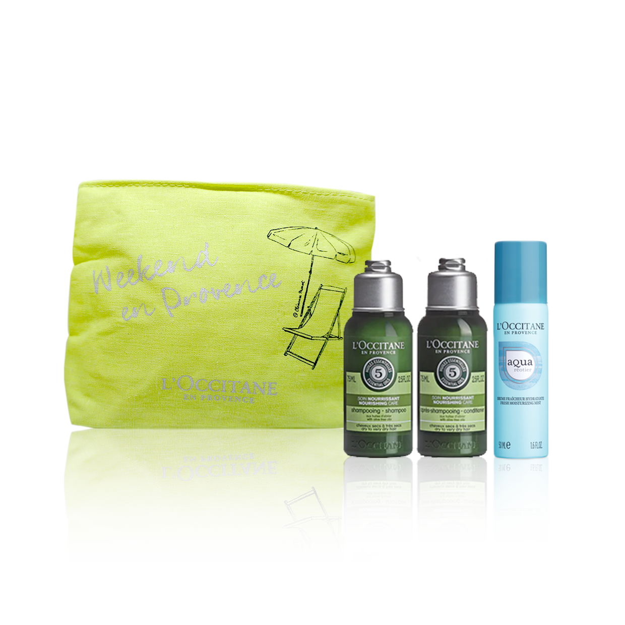 Hydrate and Nourish Solution Set