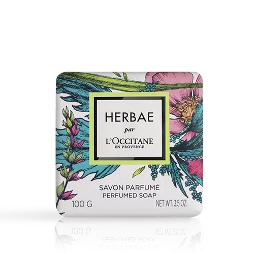 L'Occitane herbae perfumed soap