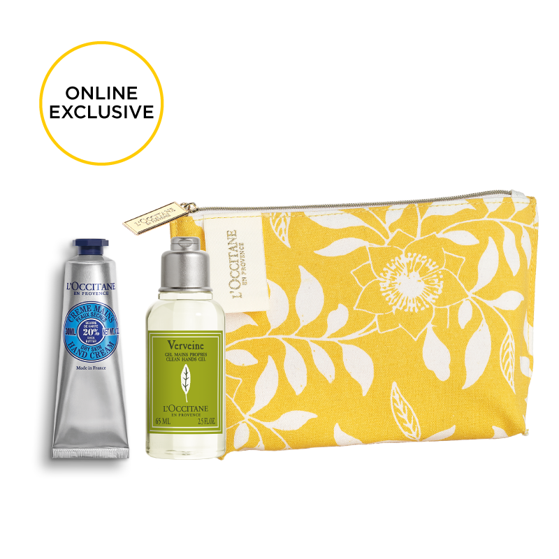 Shea Butter Protecting Hand Care Set