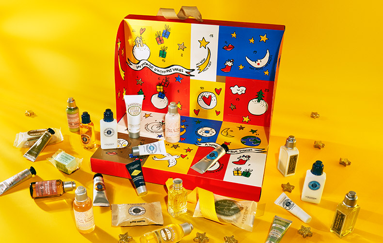 Signature Advent Calendar - L'Occitane