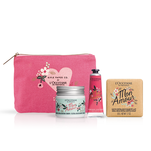 L'OCCITANE X Rifle Paper Co.True Love Set