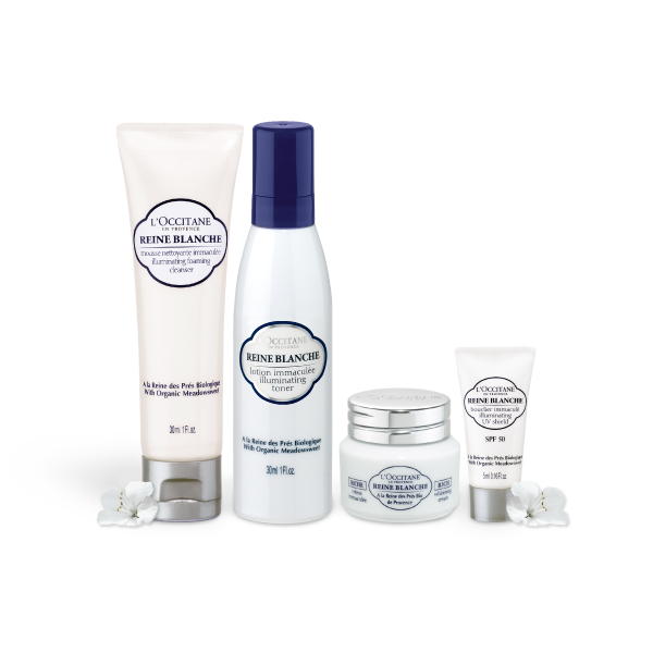 Reine Blanche Whitening Discovery Kit