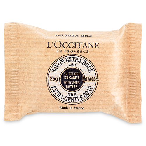 乳木果牛奶护肤皂