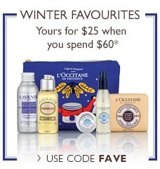 Winter Favourites PWP