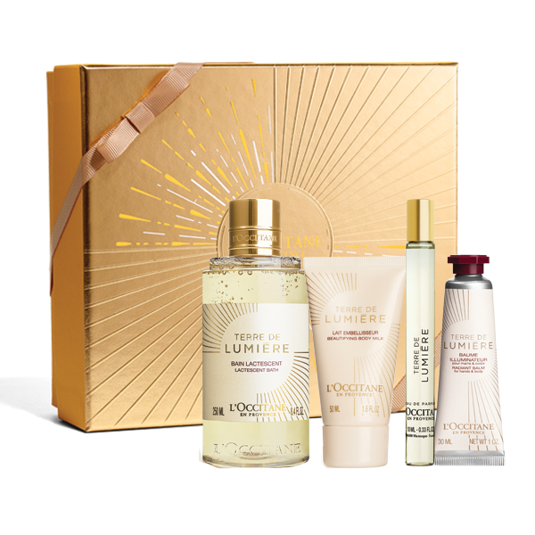 Terre de Lumiere Body Care Collection