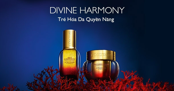 Divine Harmony Trẻ hóa da Quyền Năng