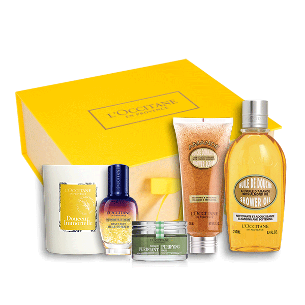 Pampering Luxuries Collection