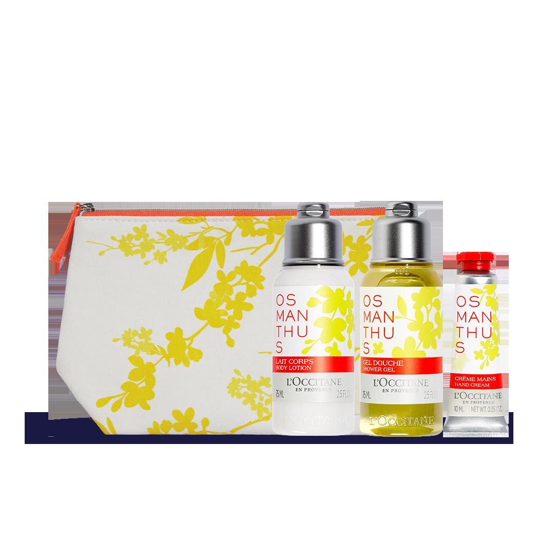 Osmanthus Fragrance Body Kit