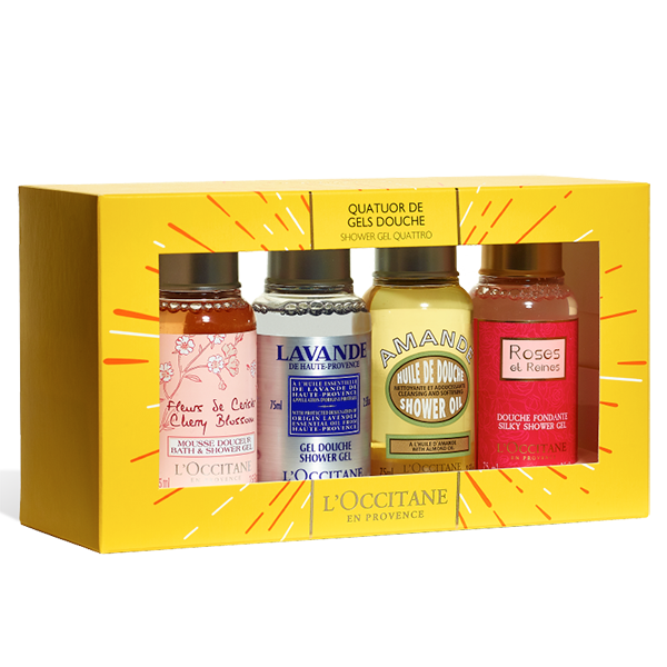 Holiday Shower Gel Kit