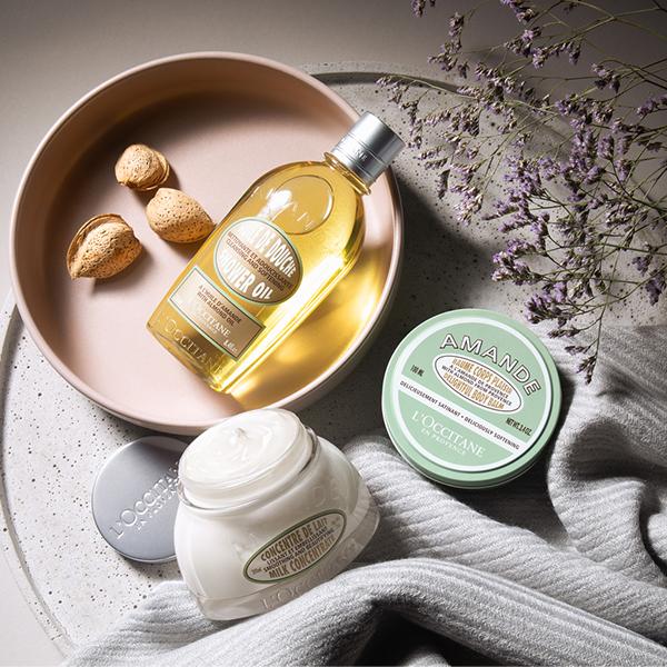 Make everyday a spa day- L'OCCITANE