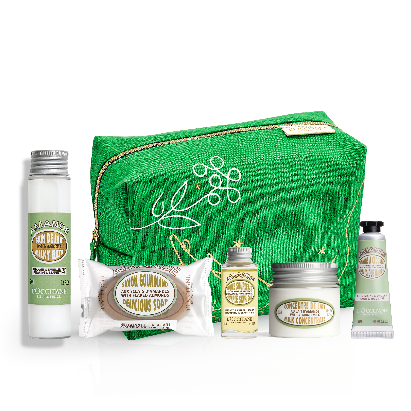 Most Powerful Body Care Christmas Set