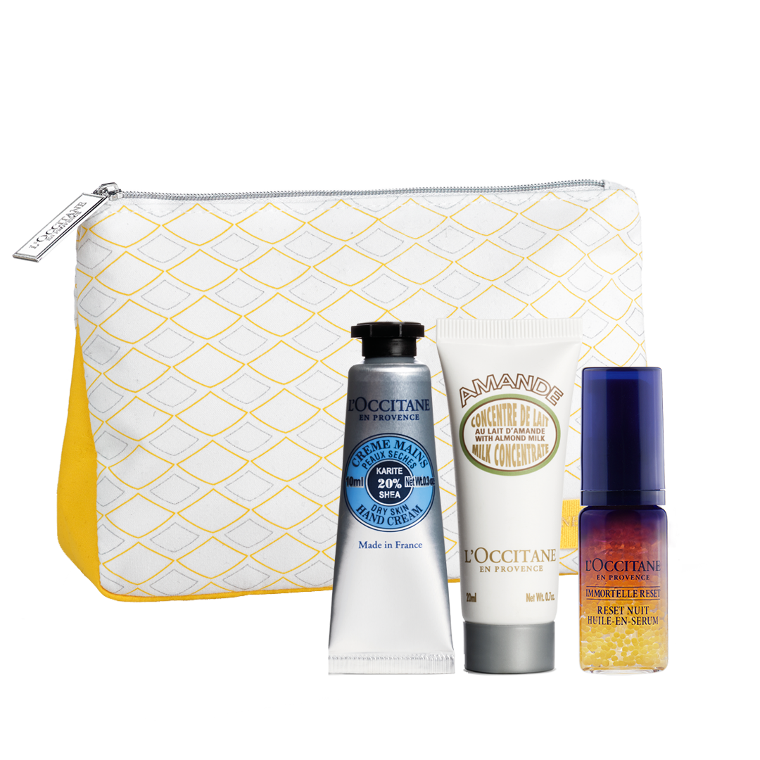 Gratis! Youthful and Firm Skin Gift Set