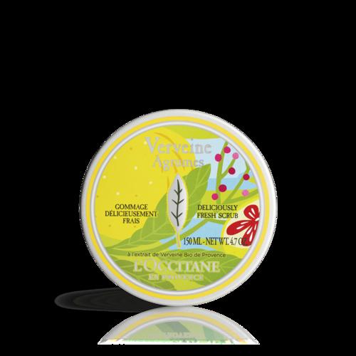 Citrus Verbena Body Scrub Limited Edition