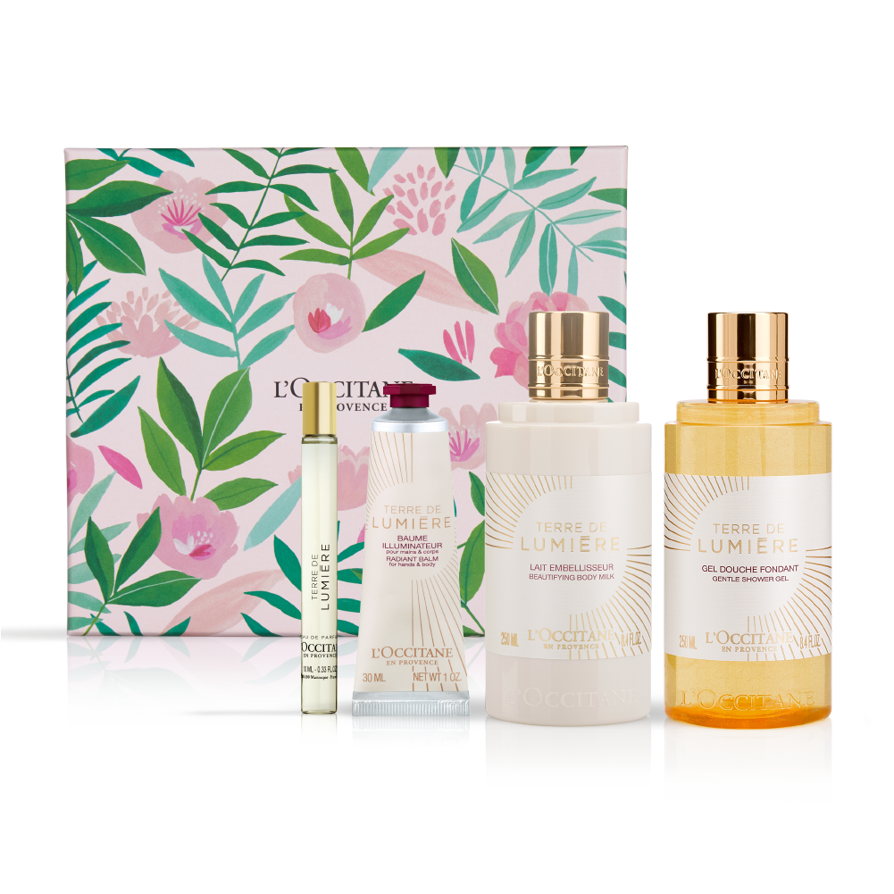 L'Occitane Golden Hour Set