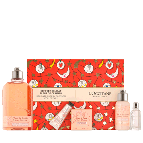 Cherry Blossom Festive Gift Set