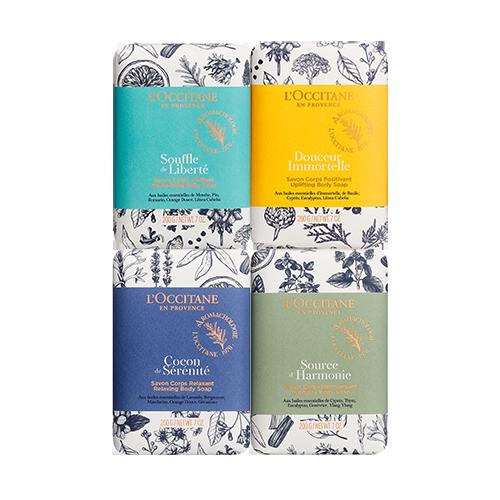 Soap Quattro Set
