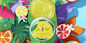 【新製品発売】輝きの楽園ヴァーベナ 。ぷるん、ジューシー肌へ。シトラスヴァーベナ
