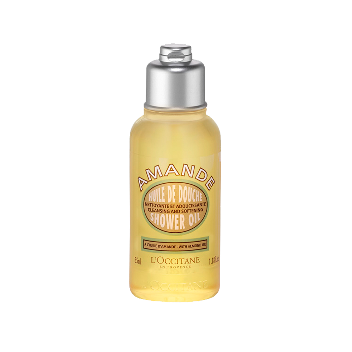 Almond Moisturizing Shower Oil (Travel Size)