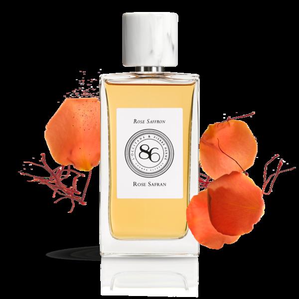 Eau de Parfum Rose Saffron