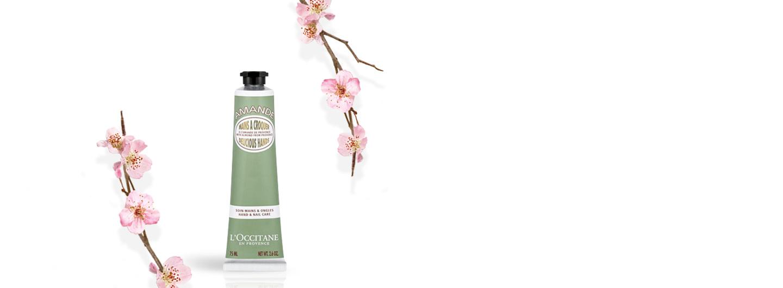 Almond Delicious Hands - L'Occitane