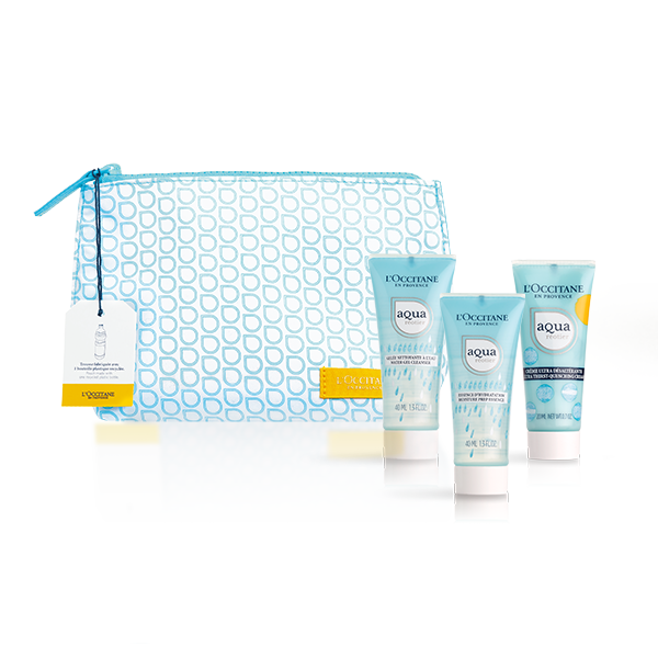 Hydrating Travel Collection - Cream