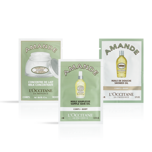 Smoothing Body Care Routine - L'Occitane