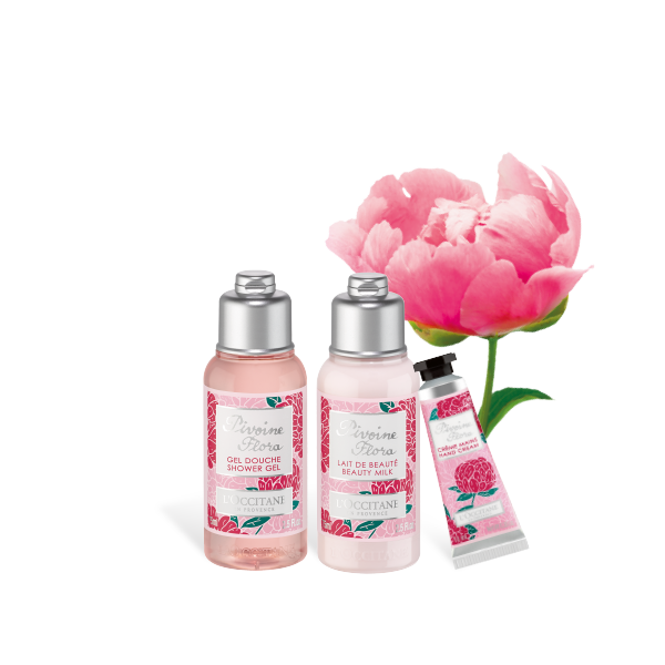 Lovely Peony Exclusive Set