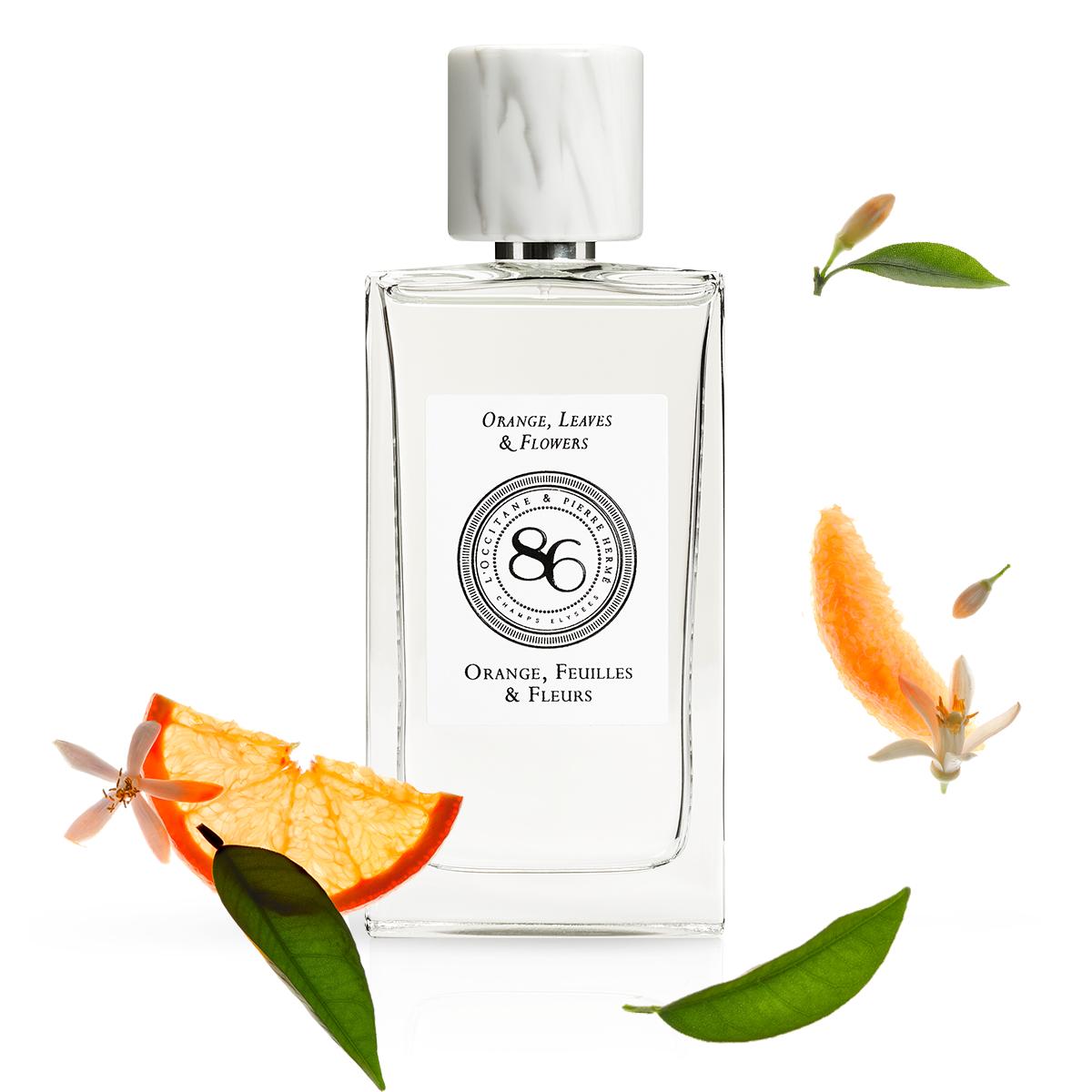 Pierre Hermé 86 Orange, Leaves & Flowers Eau de Parfum