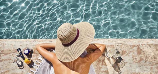prendre soin de sa peau en été