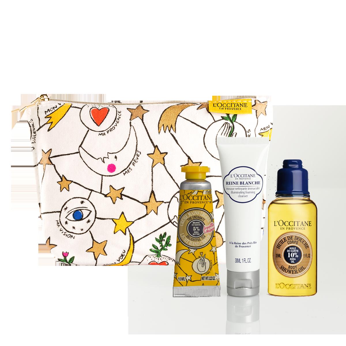 Gratis! Illuminate Trio Holiday Gift Set