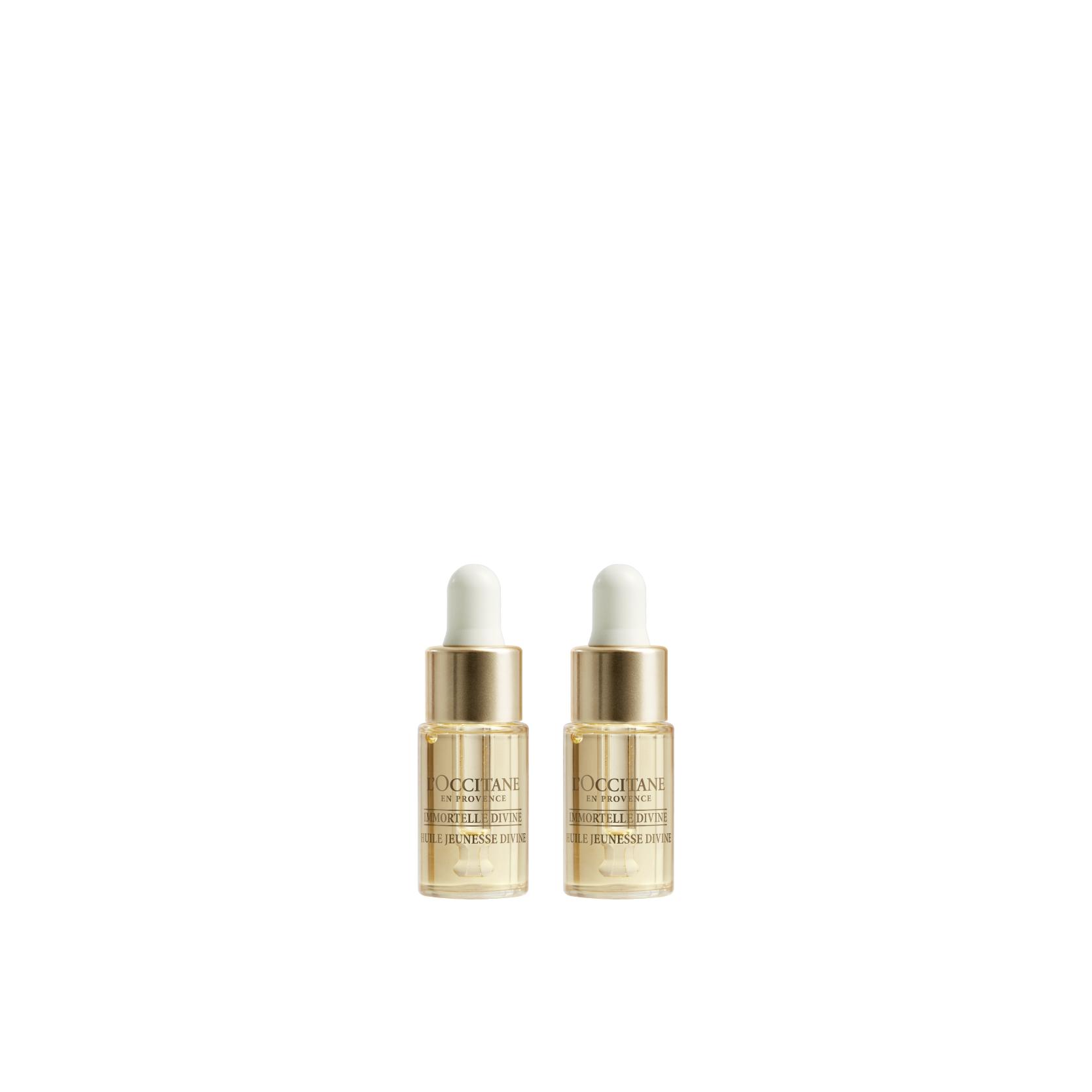 Double Immortelle Divine Youth Oil Starter Kit