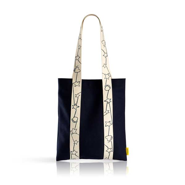 Free Denim Tote Bag