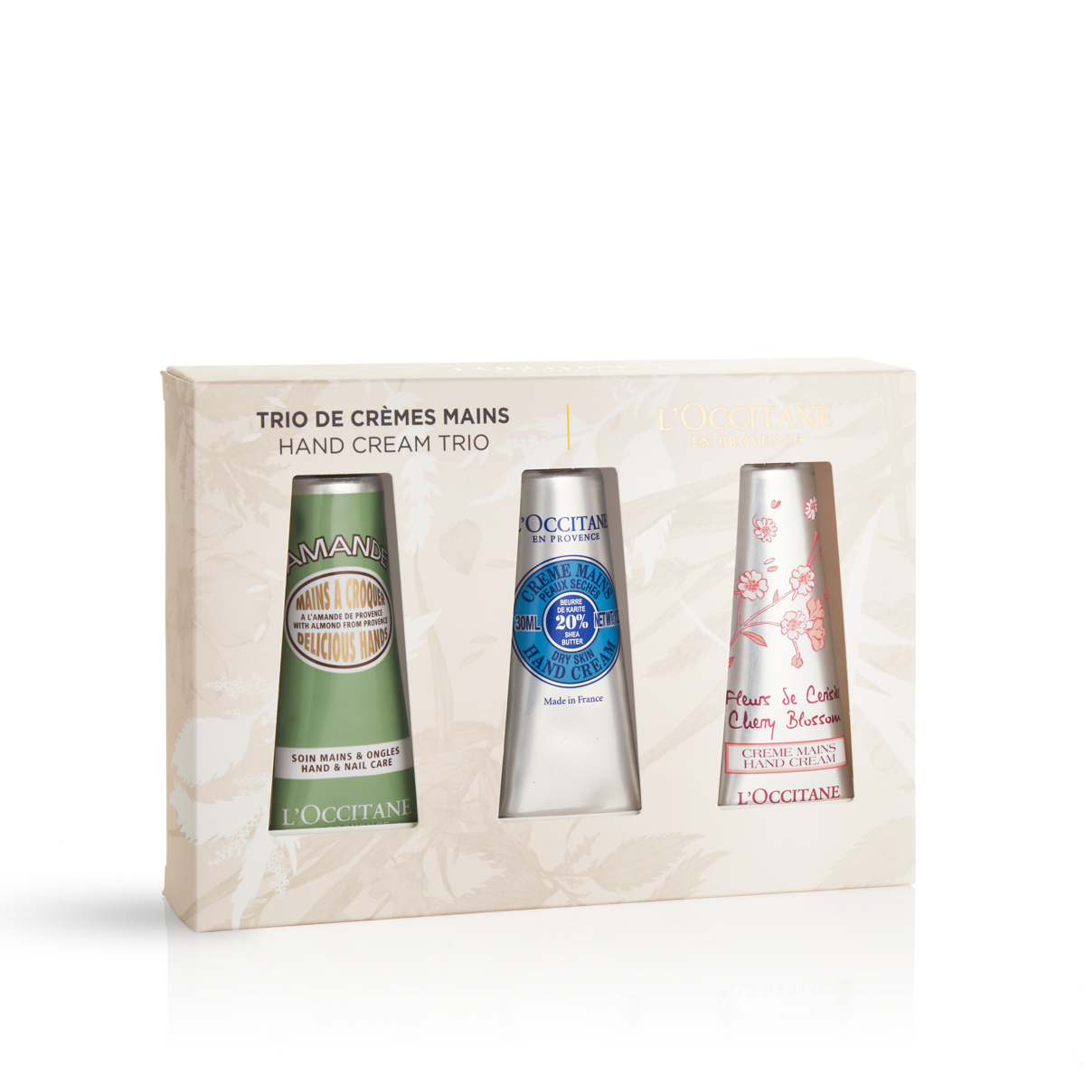 Delightful Hand Cream Trio - L'Occitane