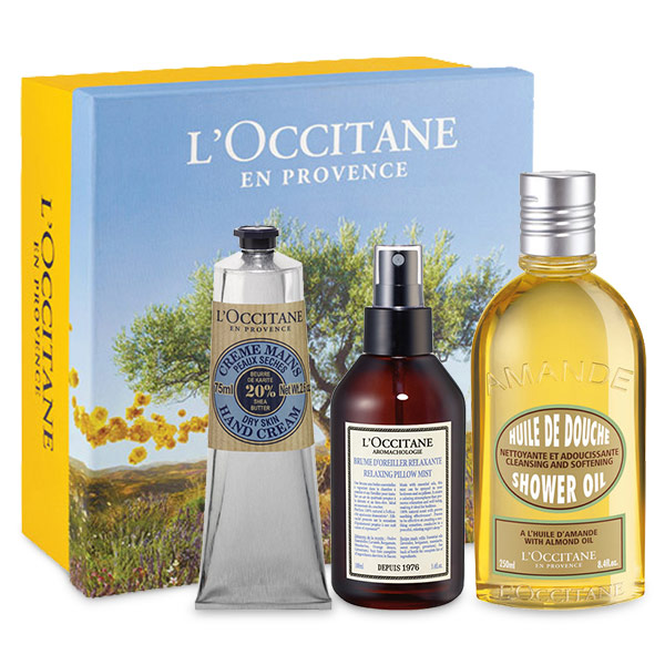 L'Occitane Bestsellers Giftset