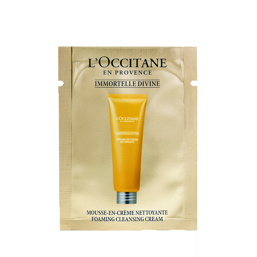 Sample Divine Cleansing Cream-in-Foam
