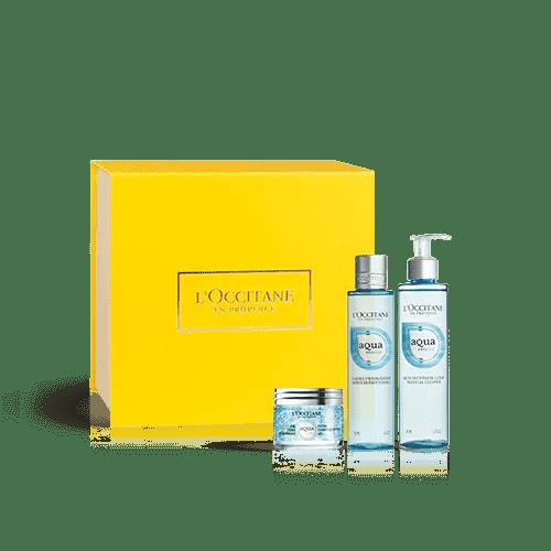 Kit Facial Aqua Reotier