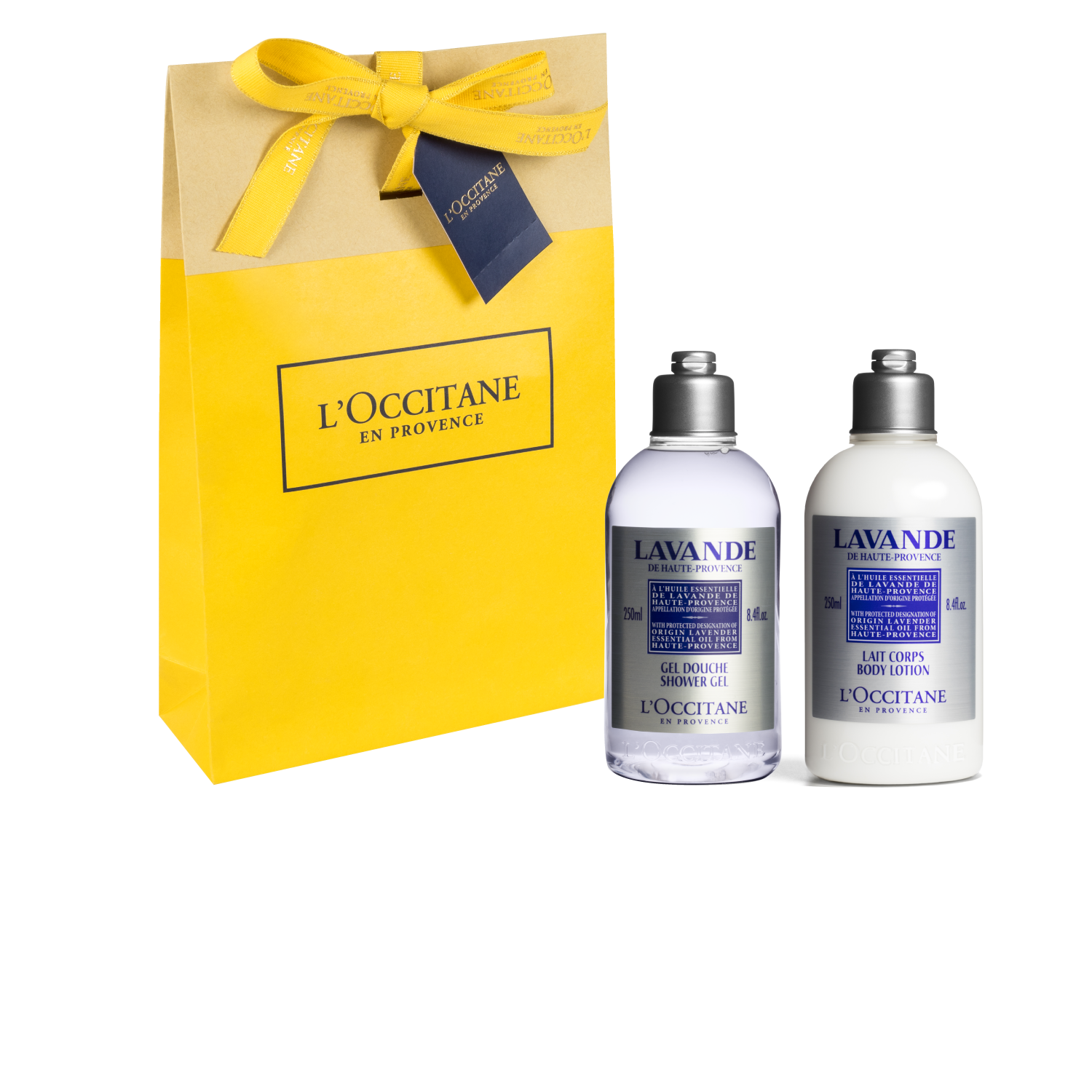 Lavender DUO Gift Set