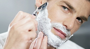 shaving guide - L'Occitane