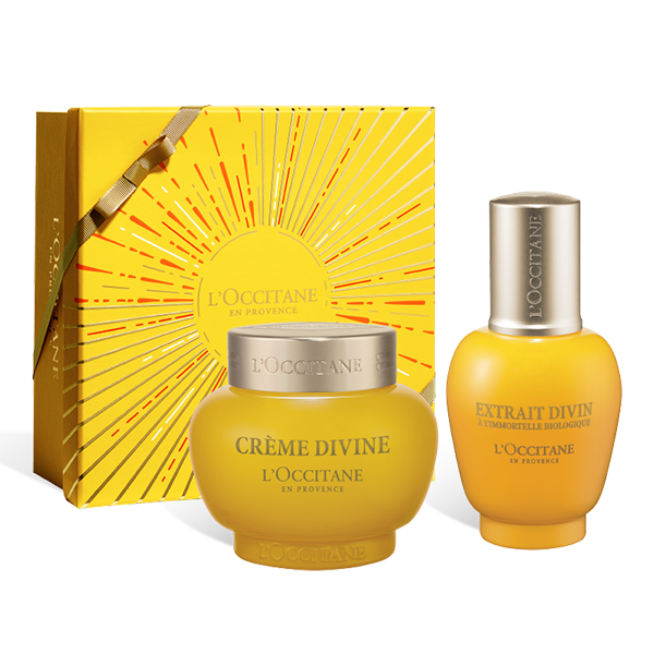 Youthful Skin Care - Divine Immortelle Set
