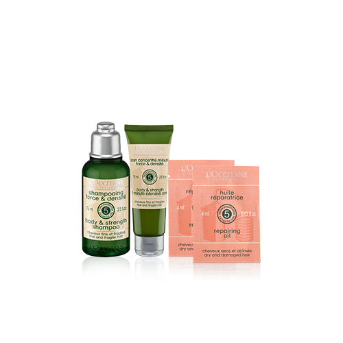 Aromachologie Body & Strength Travel Set