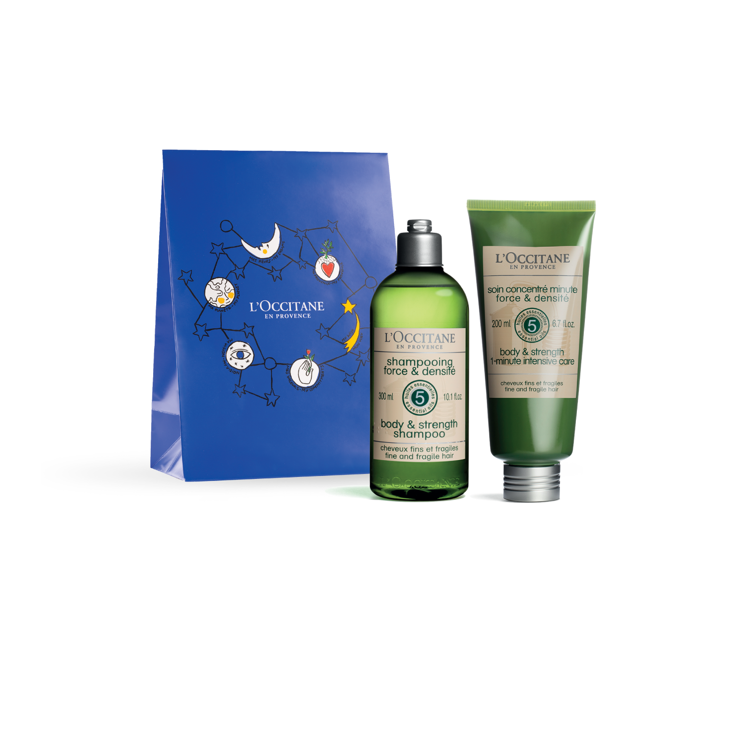 Xmas Aromachologie Body & Strength DUO Set