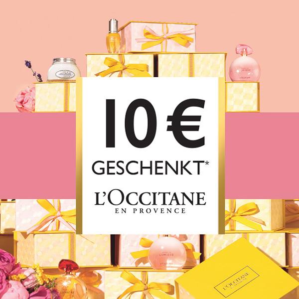 Gutschein-Karte 10€ pro 30€- Einkauf