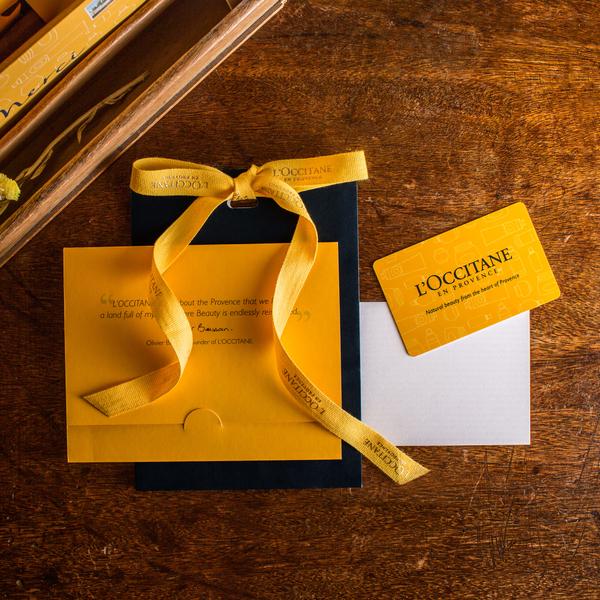 Gift Card - L'Occitane