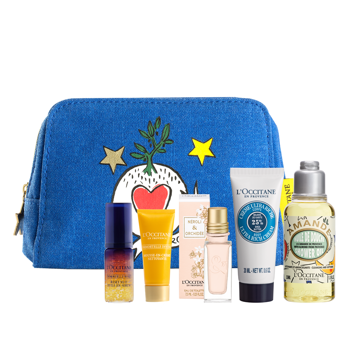 Gratis! Signature Face and Body Gift Set